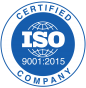 iso 9001-20015 badge